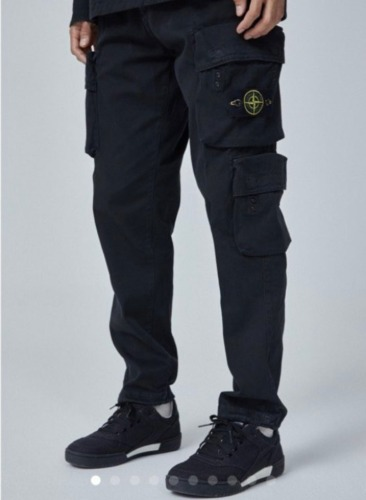 19FW Multi Cargo Utility Works Out Pants